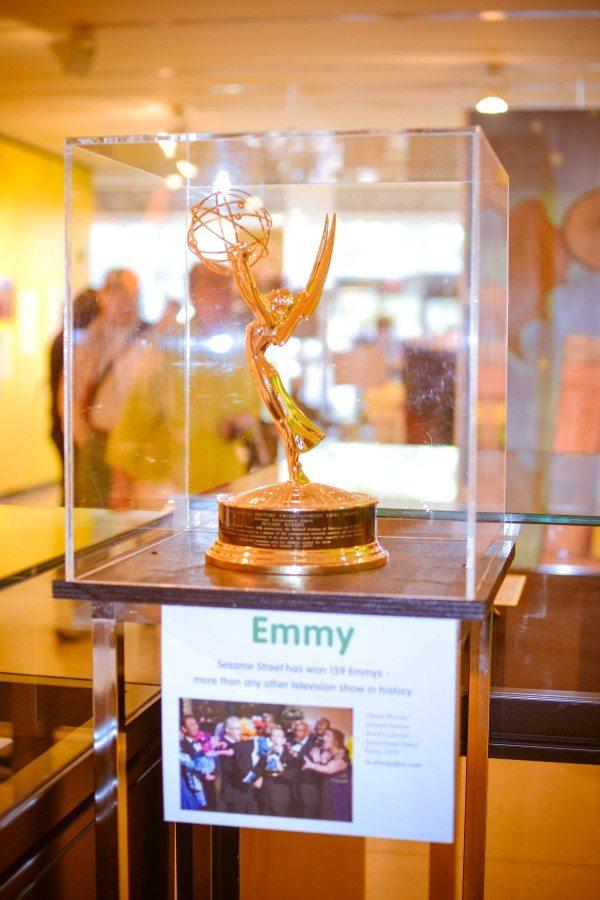 Emmy winning